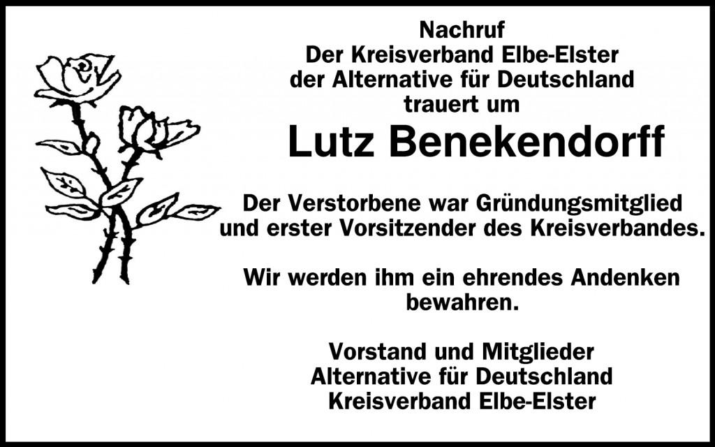 Lutz Benekendorff